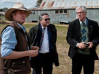 Argentine mission promotes agriculture