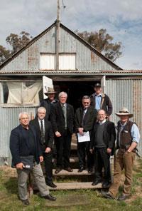 Argentine Mission to Australia, August 2012