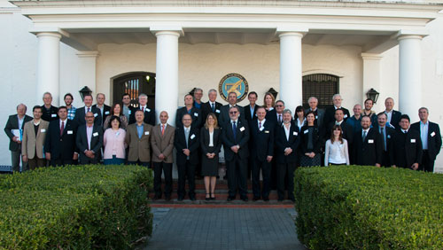 The Australian and Argentinian workshop delegation.